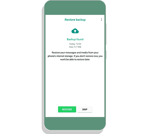 How to Install GBWhatsApp without losing Chats | Backup 4