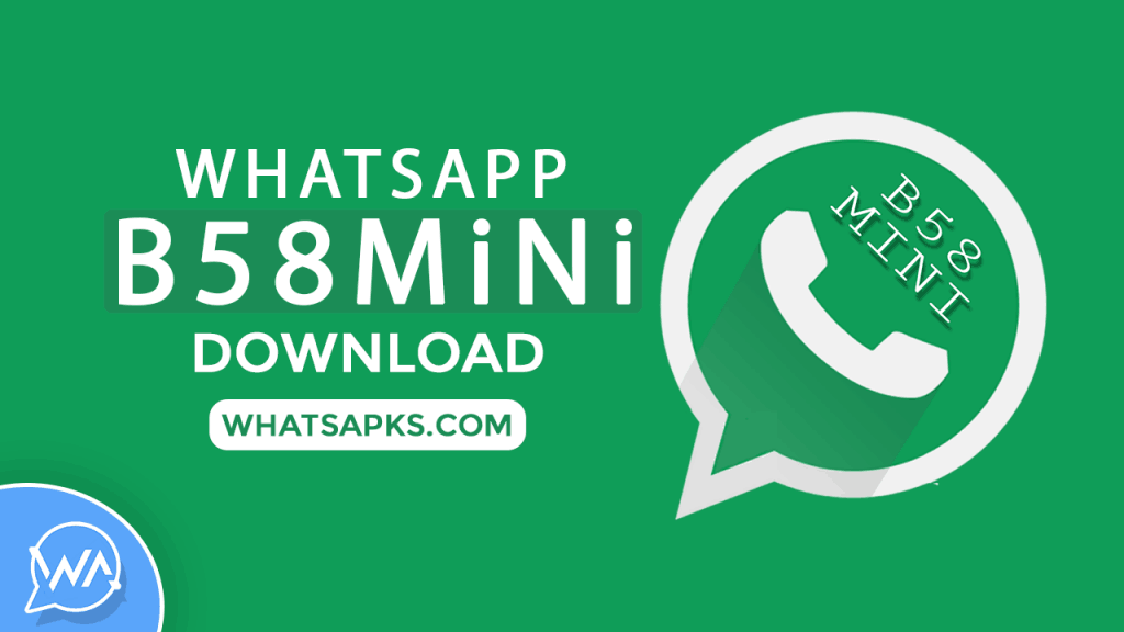 whatsapp b58 mini apk download